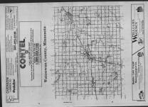 Index Map, Watonwan County 1989